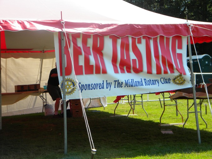 Michigan Beer and Wine Tasting