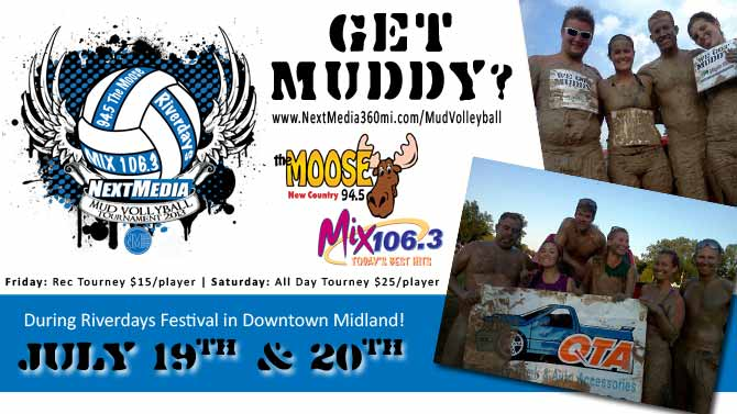 Mud Volleyball 2013 Overview