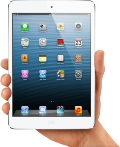 Win a 16GB iPad Mini!
